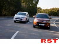 mitsubishi outlander получил титул top safety pick+