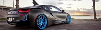 bmw i8 от hre performance wheels